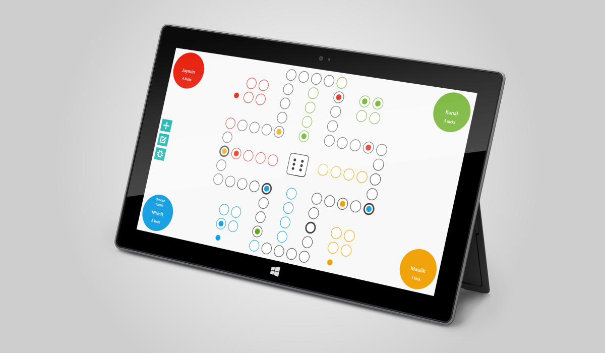 Ludo for Windows 8.1